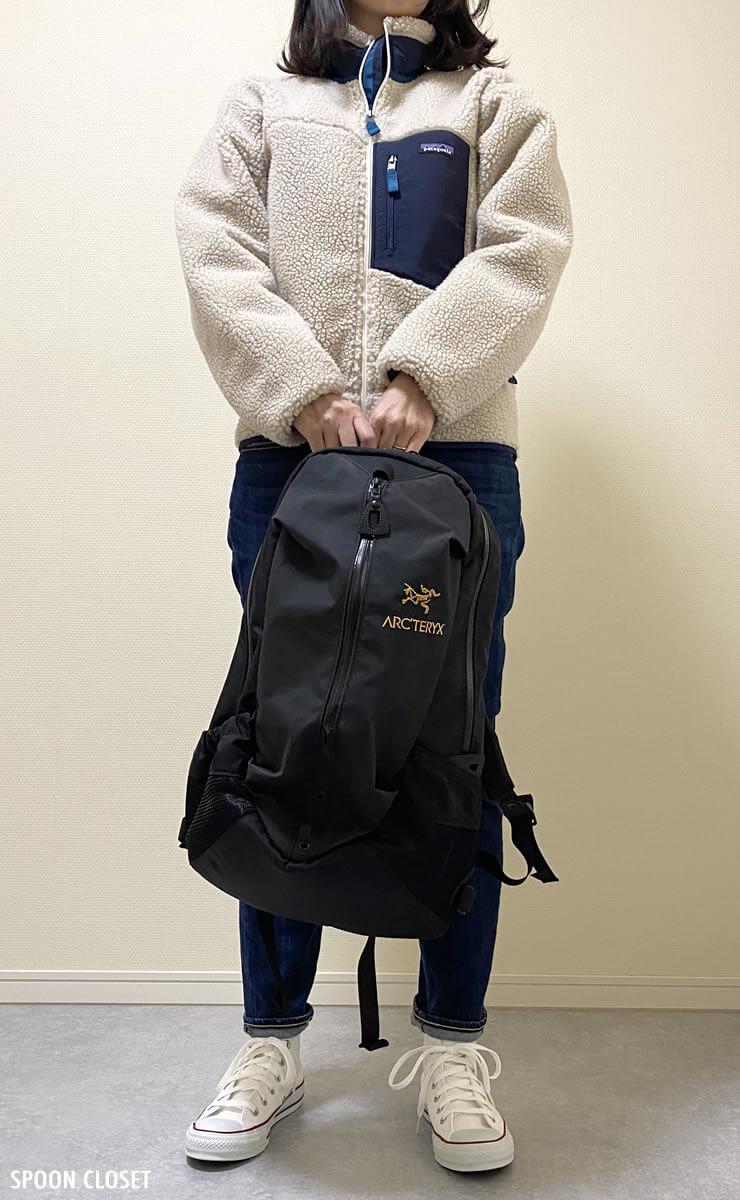patagoniaのメンズ・クラシック・レトロX・ジャケットのコーディネート写真