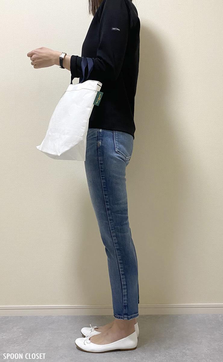エルベシャプリエの2012PPのコーディネート写真