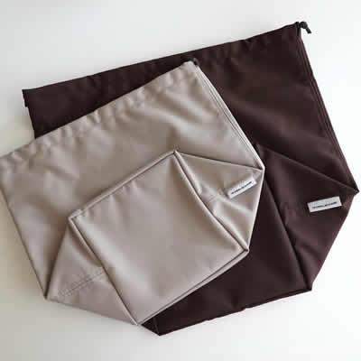 クロード元町 巾着型バッグインバッグのアイテム写真