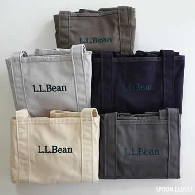 L.L.Bean グローサリートートバッグのアイテム写真