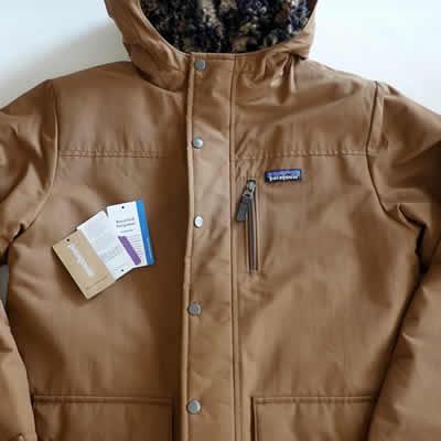 patagoniaボーイズ・ジャケットのアイテム写真